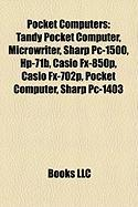 Pocket Computers: Tandy Pocket Computer