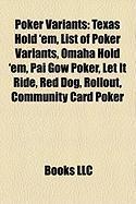 Poker Variants: Texas Hold 'em