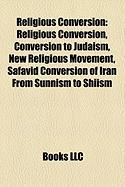 Religious Conversion: Conversion to Judaism