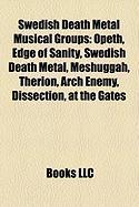 Swedish Death Metal Musical Groups: Meshuggah
