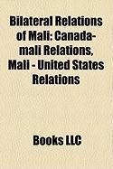 Bilateral Relations of Mali: Canada-Mali Relations