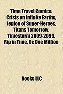 Time Travel Comics: Crisis on Infinite Earths
