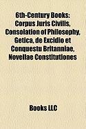 6th-Century Books (Study Guide): Getica