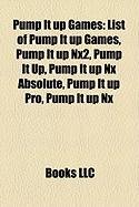 Pump It Up Games: List of Pump It Up Games