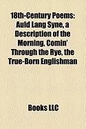 18th-Century Poems: Auld Lang Syne
