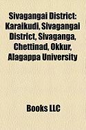 Sivagangai District: Karaikudi