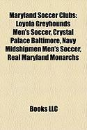 Maryland Soccer Clubs: Loyola Greyhounds Men's Soccer