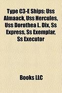 Type C3-E Ships: USS Almaack