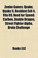 Zeebo Games: Resident Evil 4