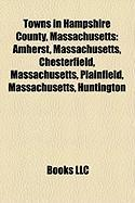 Towns in Hampshire County, Massachusetts: Amherst, Massachusetts