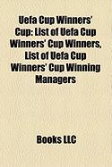 Uefa Cup Winners' Cup: List of Uefa Cup Winners' Cup Winners, List of Uefa Cup Winners' Cup Winning Managers