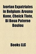 Ivorian Expatriates in Belgium: Arouna Kone, Cheick Tiote, Bi Boua Paterne Boulou