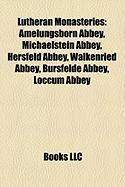 Lutheran Monasteries: Amelungsborn Abbey, Michaelstein Abbey, Hersfeld Abbey, Walkenried Abbey, Bursfelde Abbey, Loccum Abbey