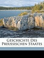 Geschichte Des Preussischen Staates