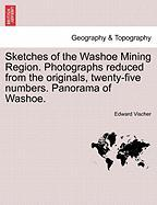 Sketches Of The Washoe Mining Region. Photographs Reduced From The Originals, Twenty-five Numbers. Panorama Of Washoe.