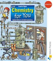Updated New Chemistry for You Student Book: Updated Edition for All GCSE Examinations (New for You Student Book)