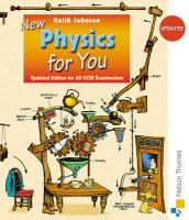 Physics for You. Student Book (New for You Student Book)