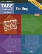 TABE Fundamentals Reading, Level D: Focus on Skills