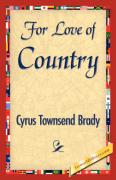 For Love of Country