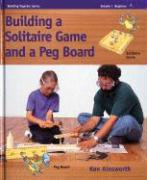 Building a Solitaire Game and a Peg Board: Beginner 1 - One Hammer, 'Easy'