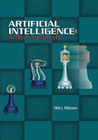 Artificial Intelligence: A New Synthesis