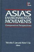 Asia's Environmental Movements: Comparative Perspectives
