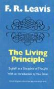 The Living Principle: English' as a Discipline of Thought