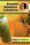 Ernesto Gim Nez Caballero: The Vanguard Years (1921-1931)