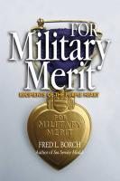 For Military Merit