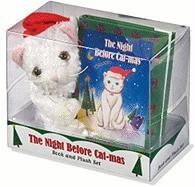The Night Before Cat-Mas [With Plush] - Unser, Virginia