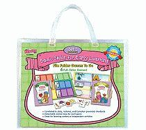 Basic Skills for Early Learning Set 1 File Folder Games to Go - Inkers, Dj