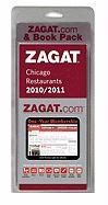 Zagat Chicago Restaurants [With One-Year Membership to Zagat.com]