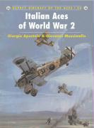 Italian Aces of World War 2: No. 34 (Aircraft of the Aces)