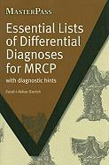 Essentials Lists of Differential Diagnoses for MRCP: With Diagnostic Hints