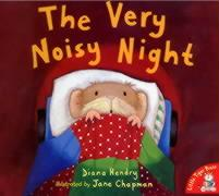 The Very Noisy Night (Little Mouse, Big Mouse)
