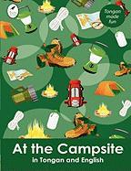 At the Campsite in Tongan and English (Tui Language Books)