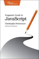 Pragmatic Guide to JavaScript
