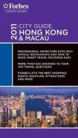 Forbes Travel Guide: Hong Kong & Macau City Guide