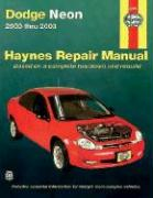 Dodge Neon Automotive Repair Manual: 2000-2003 (Haynes Automotive Repair Manuals)