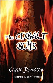 The Cobalt Boys - Cassie Johnston