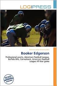 Booker Edgerson - Terrence James Victorino (Editor)