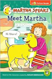 Meet Martha (Turtleback School & Library Binding Edition) - Susan Meddaugh