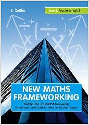 New Maths Frameworking 27. Year 8 - Kevin Evans
