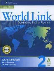 World Link Combo Split 2a with Student CD-ROM