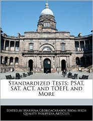 Standardized Tests - Mariana Georgacarakos