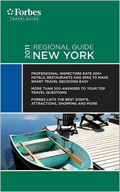Forbes Travel Guide 2011 New York