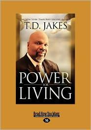 Power for Living (Large Print 16pt)