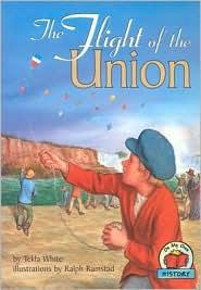 The Flight of the Union - Tekla White, Ralph L. Ramstad (Illustrator)
