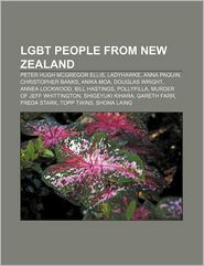 Lgbt People From New Zealand - Books Llc