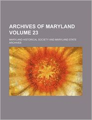 Archives of Maryland - Browne